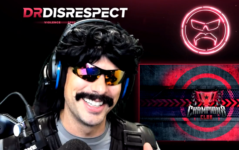 Illustration for article titled Dr Disrespect Calls Criticism Of His Mock Chinese Accent 'Laughable'