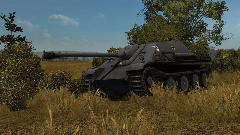 Illustration for article titled World of Tanks Has Been Hacked, Hide Yo' Wife, Hide Yo' Passwords