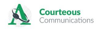 A Courteous Communications logo