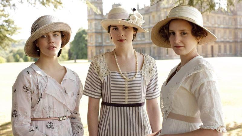 Photo: Downton Abbey (PBS)