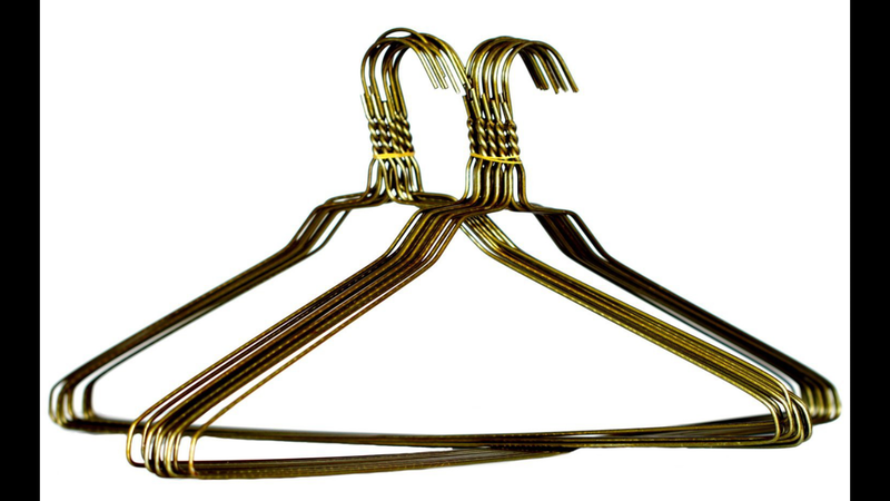 Illustration for article titled Wow I have failed myself. Your best coat hanger story here if you want to share.
