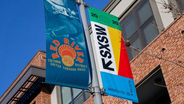 SXSW Lays Off a Third of Its Staff After Coronavirus Cancellation