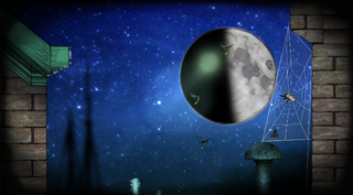 Illustration for article titled To Beat This Game, You Need To Use... The Actual Moon