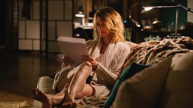 Laura Dern brings a filmmaker's painful memories to life in HBO's devastatingThe Tale