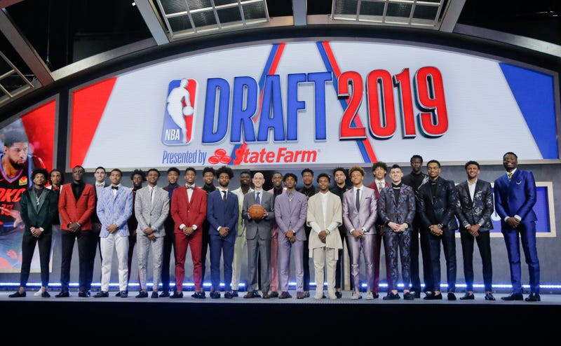 Illustration for article titled All NBA Draft Grades Are Useless. Here Are My NBA Draft Grades