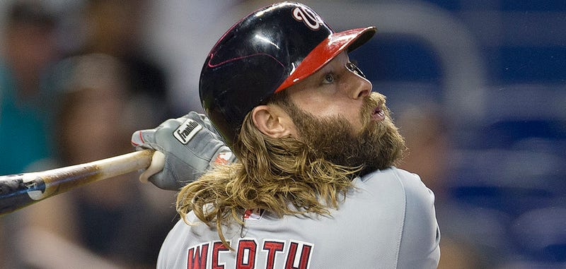Illustration for article titled Nats' Jayson Werth Sentenced To 10 Days In Jail For Speeding In Virginia