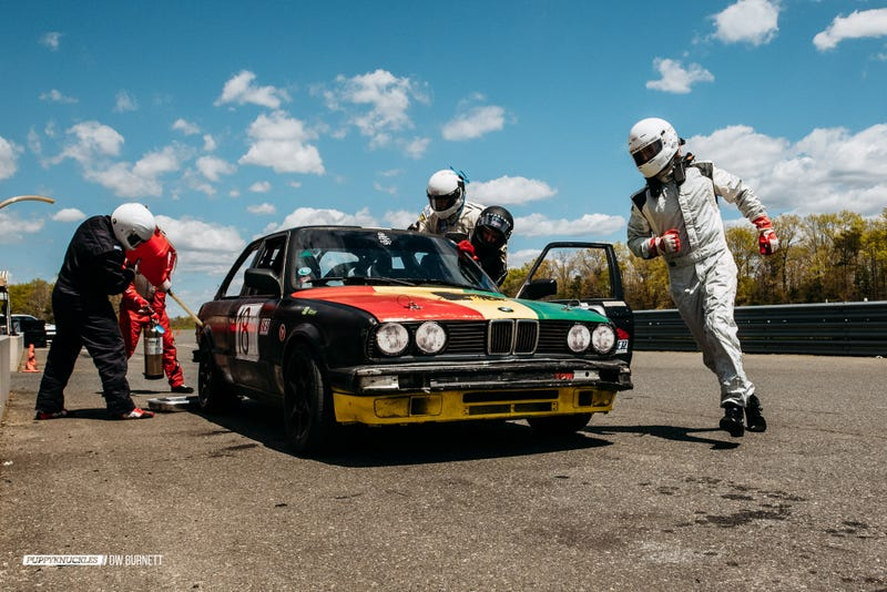 Illustration for article titled Scenes From American Endurance Racing At NJMP