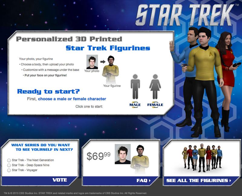Illustration for article titled Gifts for Star Trek Fans