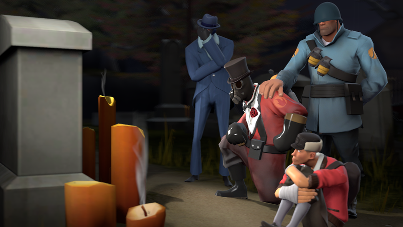 Team Fortress 2 Fans Pay Tribute To Beloved Video Maker Who Passed Away