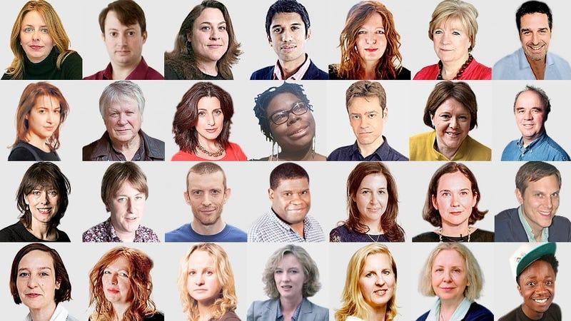 Illustration for article titled Ezek az emberek nem néznek ki hülyén, csak emberek
