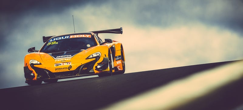 Illustration for article titled McLaren Starts Your Week With Awesome GT3 Wallpapers From The Bathurst 12 Hour