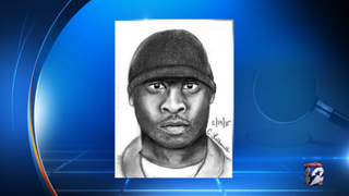 Sketch of the suspect wanted in the shooting of five people in the Houston areaClick2Houston Screenshot