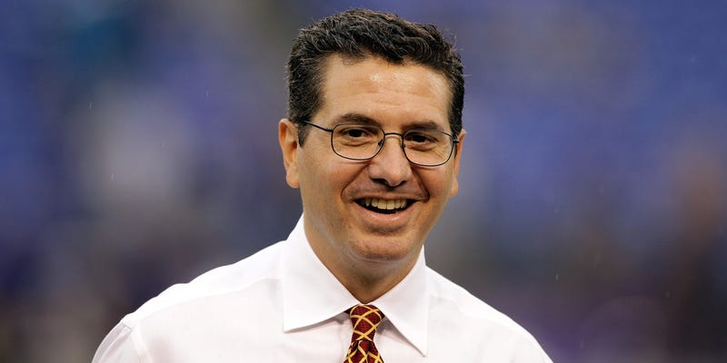 Illustration for article titled Did Dan Snyder Kill A Redskins Critic's Radio Show?