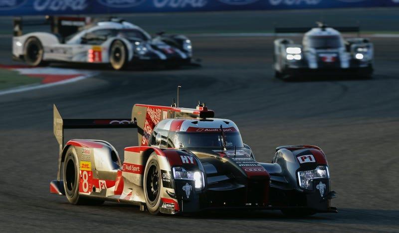Photo credit: Ferdi Kräling Motorsport-Bild GmbH/Audi