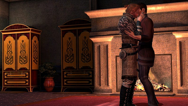 Illustration for article titled How Dragon Age II Helped One Young Gamer Come To Terms With Coming Out of the Closet