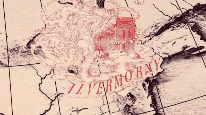 Image: American wizarding school Ilvermorny, via Pottermore