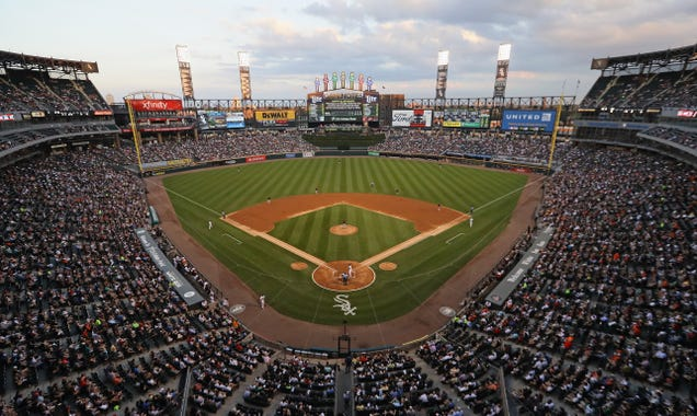 You Don't Have To Call It Guaranteed Rate Field