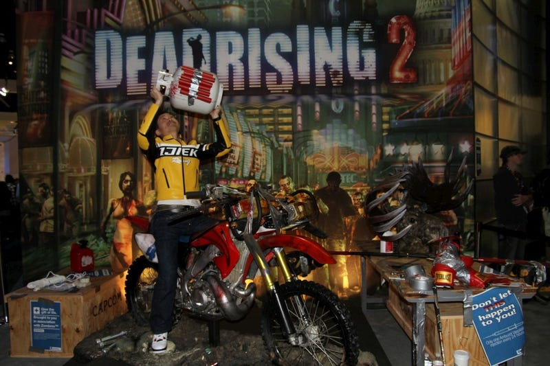 Illustration for article titled Dead Rising 2 Creator Will Make Your Life A Little Easier