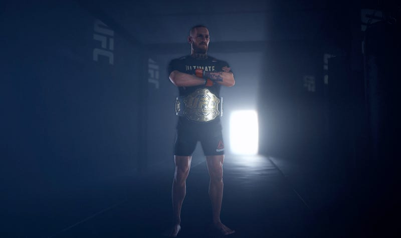 Illustration for article titled EA Is Making Another UFC Game