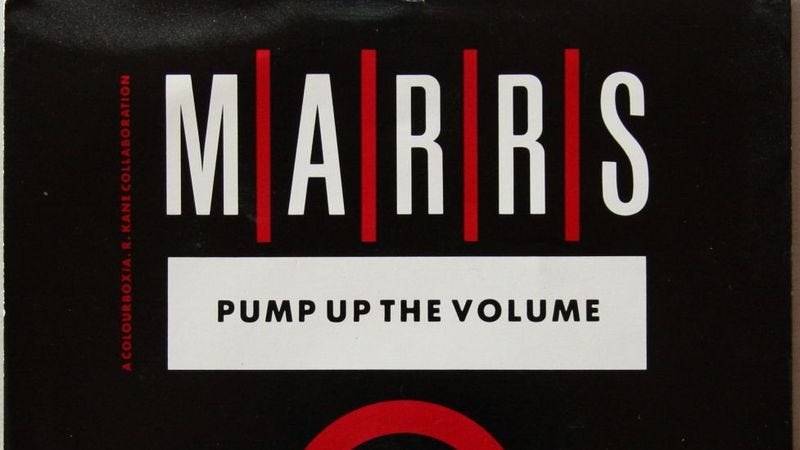 "Illustration for article titled ""Pump Up The Volume"" took sampling to excellent new extremes"