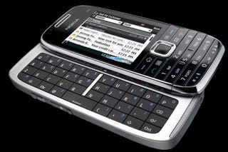 Illustration for article titled Nokia Hybrid Slider E75: For People Who Enjoy Lots of Buttons