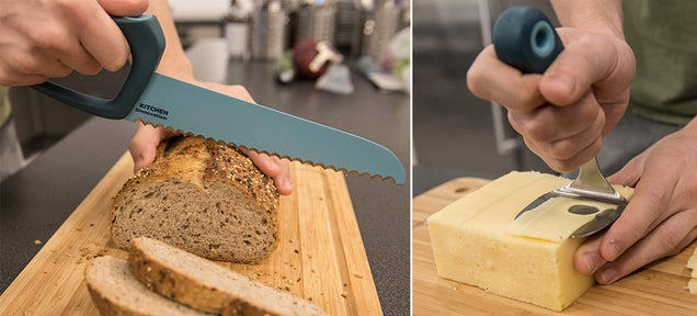 Safer Kitchen Knives Inspired By the Tools in Your Workshop