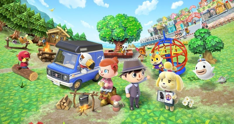 Illustration for article titled Animal Crossing Players Are Accidentally Deleting Their Towns With The New Update [UPDATE]