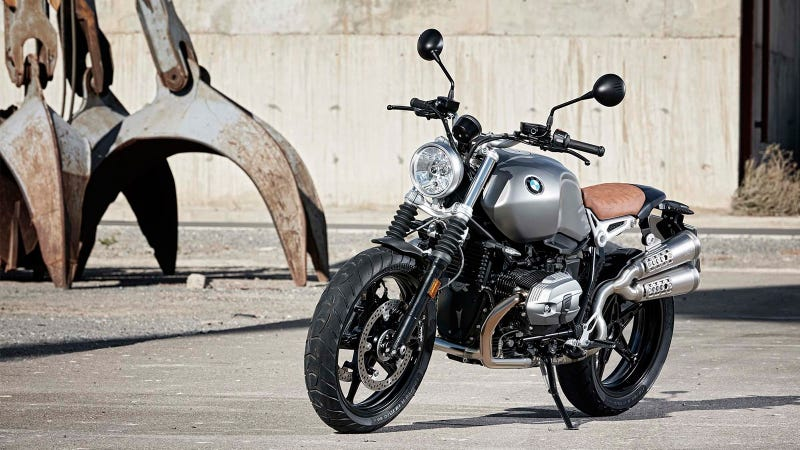 2016 BMW R niScrambler: More Specs And Mega Gallery