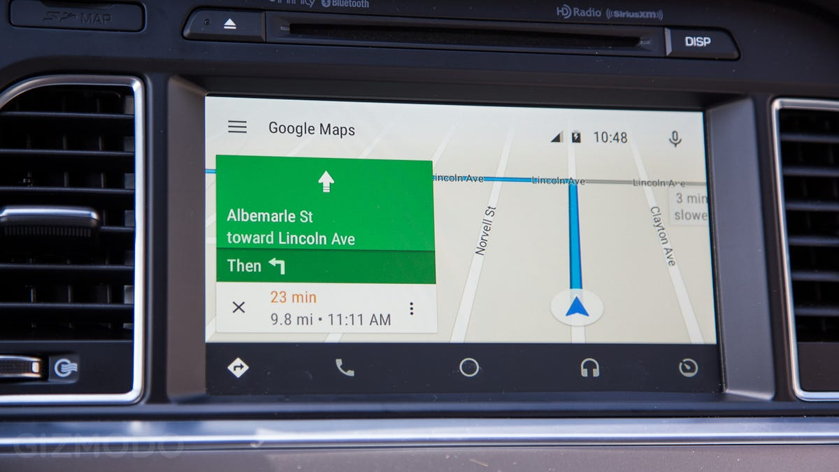 Android Auto Preview: It's Not Perfect, But You Want It