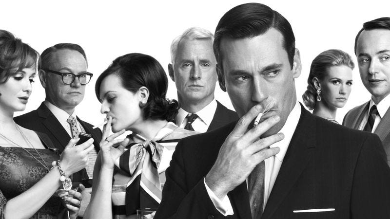Illustration for article titled Mad Men's death-haunted fifth season