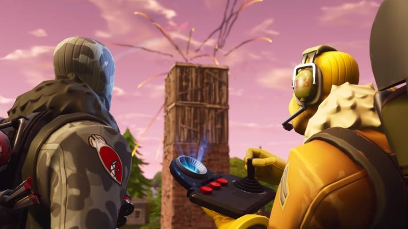guided missiles have been temporarily removed from epic games fortnite battle royale - future of fortnite battle royale