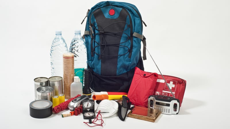 """How to Pack a """"Go Bag"""" for Emergency Evacuations"""