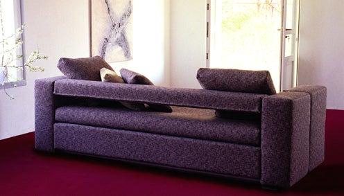 Transformer Sofa Magically Morphs Into Bunk Bed
