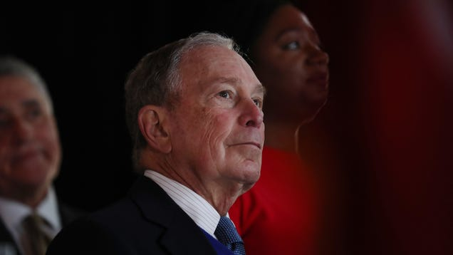 Mike Bloomberg Wouldn t End Oil Exports for Some Strange Reason