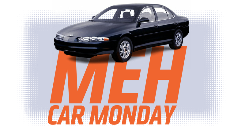 Illustration for article titled Meh Car Monday: The Woefully Misnamed Oldsmobile Intrigue