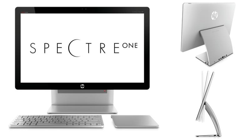 Illustration for article titled HP Spectre One: Could This Be the Ideal All-In-One PC?