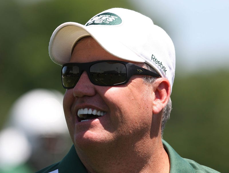 Illustration for article titled Rex Ryan's Mouth Officially Opened For 2012 Season