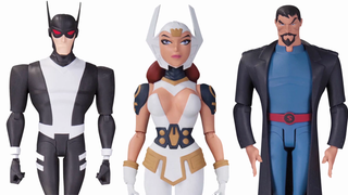 Illustration for article titled Bruce Timm's New Justice League Are Getting Their Own Snazzy Figures