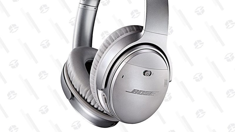 Bose QuietComfort 35 Noise Canceling Bluetooth Headphones | $299 | Amazon