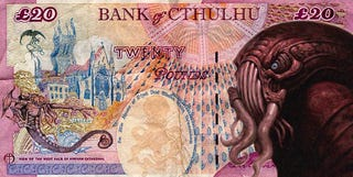 Illustration for article titled There is a new crypto currency based on Cthulhu