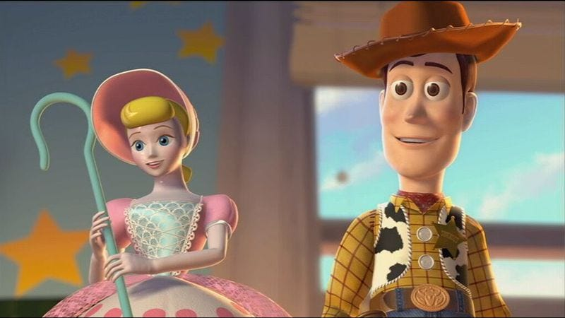 Toy Story 4 Will Be A Love Story Between Woody And Bo Peep