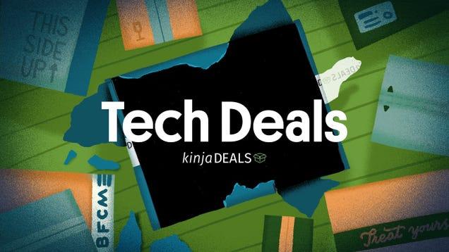 The Best Cyber Monday Tech Deals [Updating]