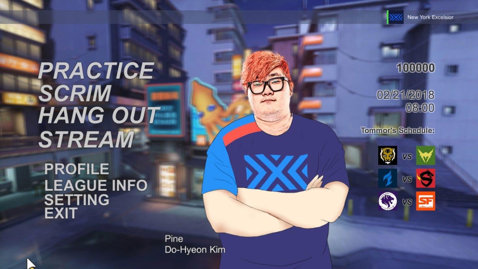 A Dedicated Fan Is Making A Game About The Overwatch League