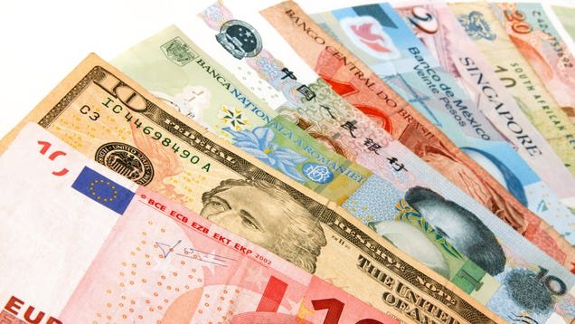 The Easiest Ways to Exchange Currency