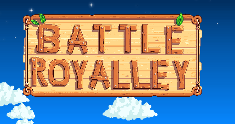 Illustration for article titled Modder Releases Battle Royale Mode For Stardew Valley, But It's Busted