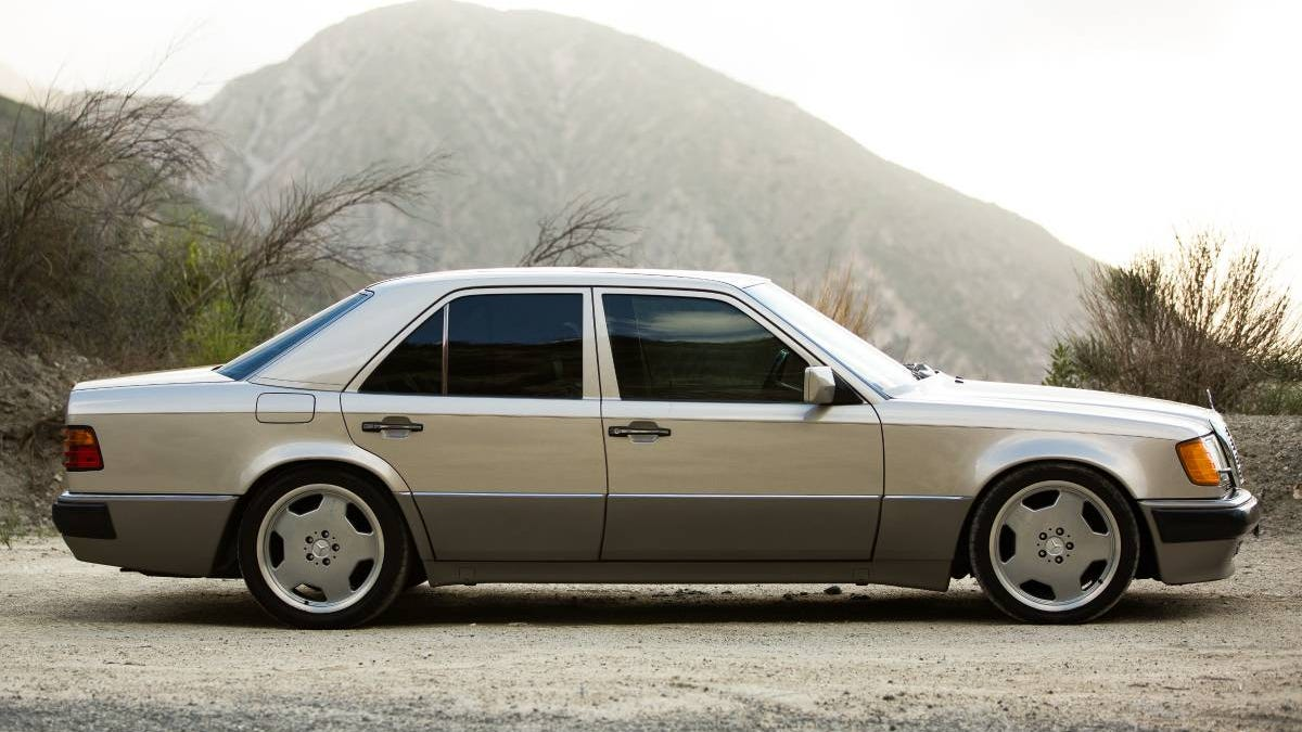 At 30 995 Could This 1992 Mercedes Benz 500e Really Be The Best