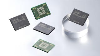 Illustration for article titled Samsung Building 128GB Flash Memory Chips For Next Year's Superphones
