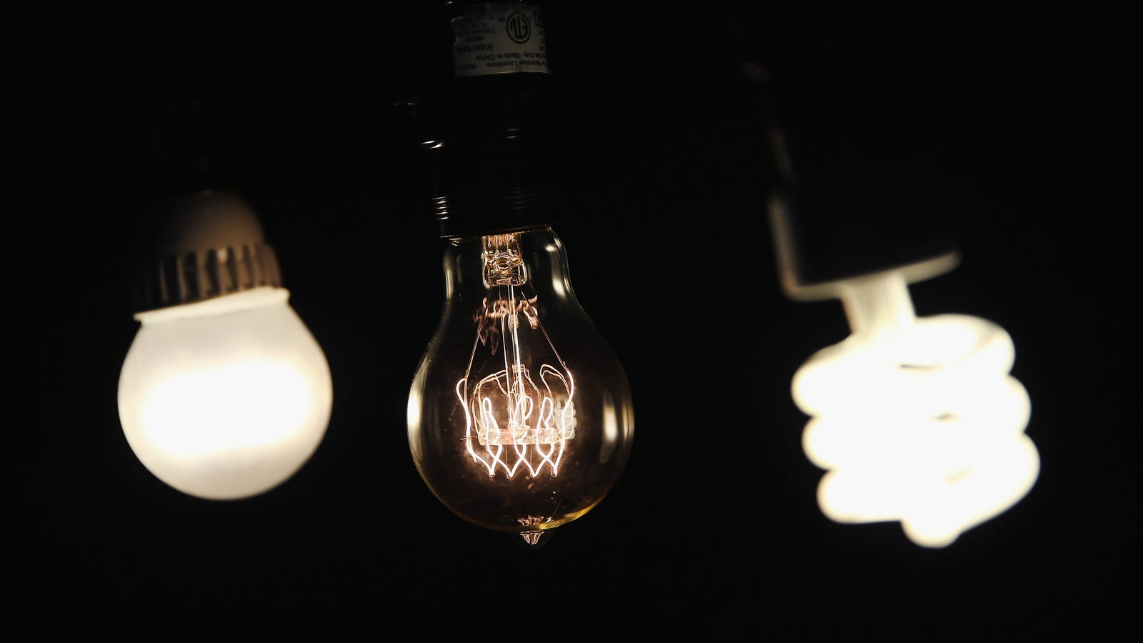 Trump's Energy Department Swoops in to Save Us From the Tyranny of More Efficient Lightbulbs