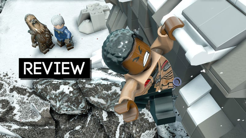 Lego Star Wars: The Force Awakens: The Kotaku Review