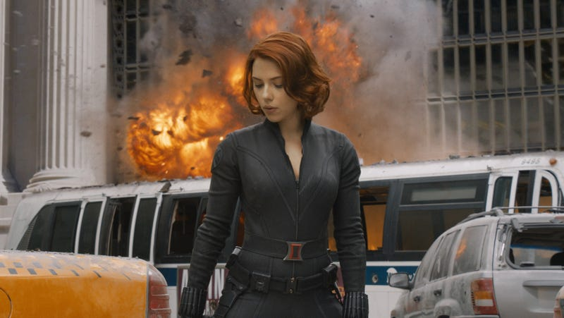 "Kevin Feige says the Black Widow movie was ""never going to be"" rated R"